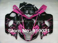 Motorcycle Fairing kit  For Suzuki GSXR 600 750 K4 2004 2005 Injection Molding Plastics Set K40002