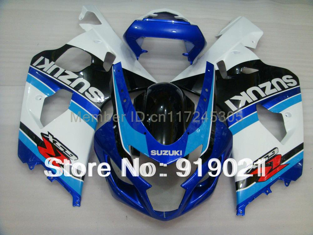 Fairing For Suzuki GSXR 600 750 K4 2004 2005 Injection Molding Plastics ABS Set K40014 Motorcycle Parts(China (Mainland))