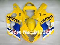 Fairing For Suzuki GSXR 600 750 K4 2004 2005 Injection Molding Plastics Set K40015