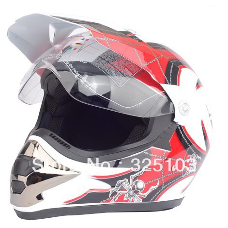 Free Shipping 2013 Moon off-road helmet bicycle dh automobile race helmet outdoor off-road vehicles safety cap(China (Mainland))