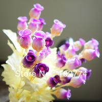 New high artificial flowers the small bud artificial flowers artificial flowers