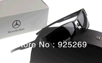 2013 New Arrivals Men Loved Fashion Polarized Driving Sunglasses Brand MB610 Sunglasses Goggles Reduce Glare Free shipping