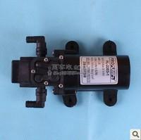 Free shipping 24V 20W micro diaphragm pump discharge pressure backflow PLD-2203 thread water pump wash car