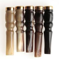 2014 Limited Gift Box Free Shipping! New Horn Recyclable Filtered Cigarette Holder with Filter - Gift Box