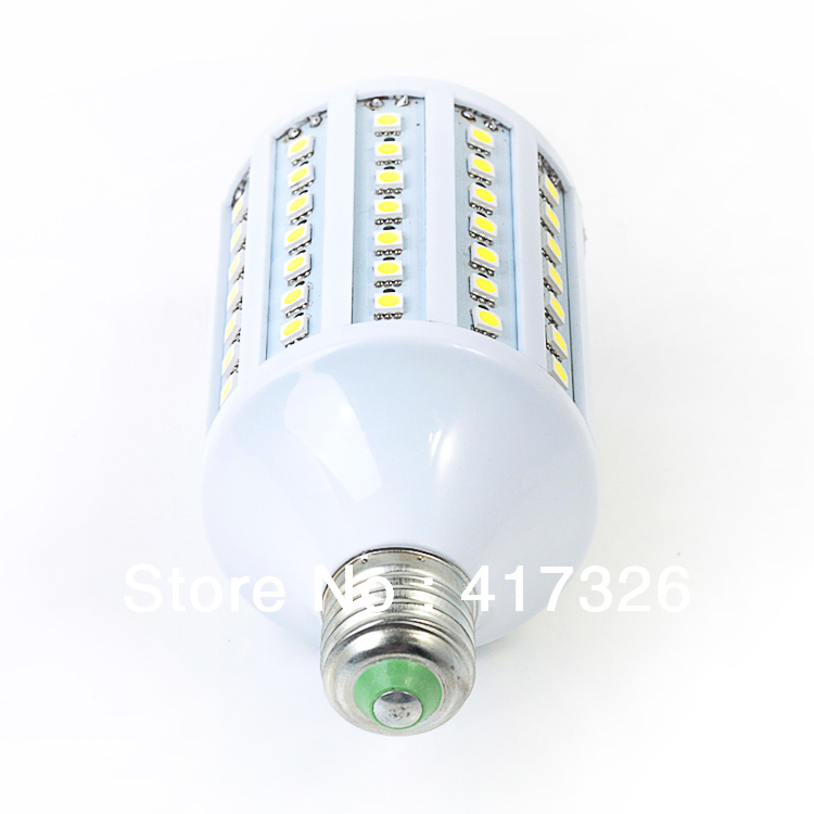 E27 18W SMD5050 1400LM AC85-265V Cool White/Warm White 102pcs LEDs Corn Light--------------Limited Time Offer