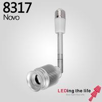 8317 Novo E27 LED focus spotlight for master bedroom lighting pictures from LEDing the life