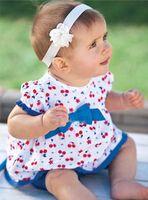 vestidos infantis girl summer dress 2014  dresses baby clothes girls cotton print vestito bimbe baby brand meisjes kleding