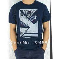 2014 men's the novelty original t-shirt with patterns Wolf and NPM sports tee big size l xl xxl xxxl 4xl shirts