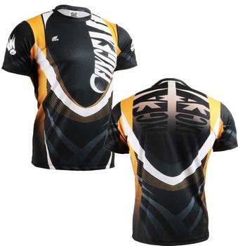 {No. RM-5802} FIXGEAR Tennis Golf T-Shirts Custom Design Printing Men's Sports Tee Crew Neck Short Casual T-shirts S~XXXL