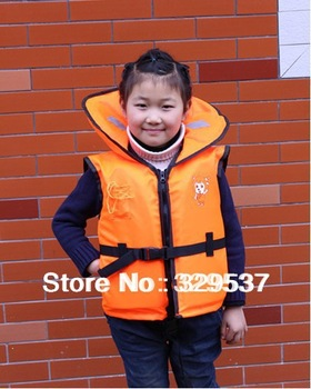 2013 New style Free shipping Children's life jackets ,children drifting life jacket, swim vest for girls and boys