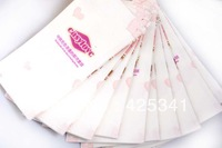 New Rong print paper handkerchief small bag facial tissue paper 10 washouts paper multicolour paper little girl