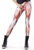 Free Shipping 2014 Leggings for Women Muscles Leggings.Black MIlk Leggings Plus Size pants punk