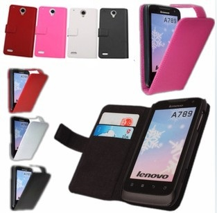 Genuine leather case For lenovo P780 A660 A820 a68e a520 S2 S880 S880i a800 s720 p700 p700i a789 mobile phone case
