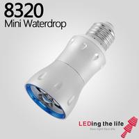 8320 Waterdrop,LED focus spotlight,interior design dining room lighting from LEDing the life