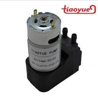 Free shipping Mini pump diaphragm pump 12V DC vacuum electric pump circulating pneumatic pump