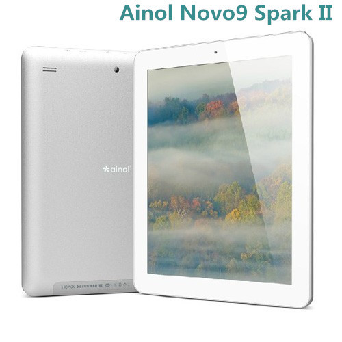ainol novo 9 spark retina quad core tablet pc 9.7&quot; IPS Retina 2GB RAM 16GB Android 4.1 Dual Camera(China (Mainland))