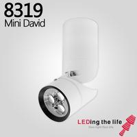 8319 Mini David LED Focus Spotlight ,art gallery lighting options from LEDing the life