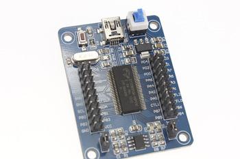 F05211 EZ-USB FX2LP CY7C68013A USB Development Logic Analyzer Core Board + Free shipping