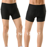 2013 Free shipping newest Men &Women Bicycle Cycling Bike Short Underwear Gel 3D Padded bicycle pants M-3XL