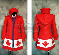 Axis Powers Hetalia Meg Williams canada cosplay costume custom any size   c00009
