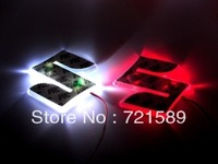 suzuki SX4 logo swifts tianyu jimny dipper logo back light car LED decorative light shine