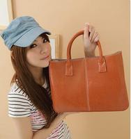 2014 New Hot  PromotionHot Sale Fashion Womens Girls Bags Handbag Lady PU Handbag Leather Shoulder Bag Handbag Elegant Z012