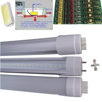 T8 led tube 18W 12V-24V/12V 4ft 1200mm led tube lamp/ Led tube high lumen/ led tube Lighting/FREE SHIPPING BY  DHL