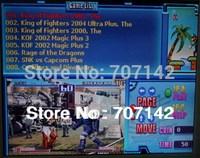 CGA/VGA Game Elf 485 in 1 Game PCB /Multi game board/JAMMA GAME, Horizontal arcade Games