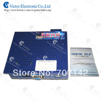 5pcs CGA/VGA Game Elf 485 in 1 Game PCB /Multi game board/JAMMA GAME, Horizontal arcade Games