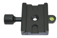 FITTEST DAC-02 60mm Standard Clamp for Arca-Swiss Quick Release Plate and Ball Head
