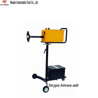 On Car Disc Aligner Lathe machine price lathe machine parts and function MST- 8700 or brake drum disc lathe