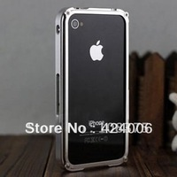 Free Shipping Blade Aluminium Metal Bumper Case for iphone 4 4S