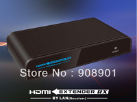 New HDMI Extender 100-120 Meter With IR,HDMI Extender Over Cat5e/Cat6 1080P---Receiver Only