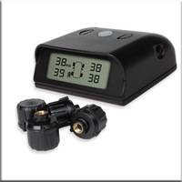 Auto tire pressure detection mini external tpms system