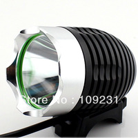 Free shipping 1800 Lumen CREE XM-L T6 LED Bicycle bike HeadLight Lamp/Bicycle Light L0038