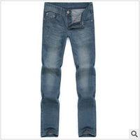 2014 New Wholesale Designer Jeans,Classic Denim Blue Jeans Men MS045