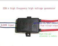 Pulse high voltage DC generator 220V high voltage generator 220V high voltage ignition 50KV