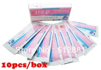 Fu Le Shu  panty liner with herb medicine medical treament of gynecological pad Hygiene Product