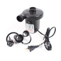 220v/12v Airpump Electric Air Pump For Airbed/Toys Inflator Paddling Pool Free Shipping