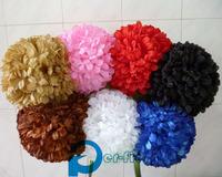khaleeji flower clip khaleeji hijab volumizer large puffy 21cm flower clamp claw 12pcs free ship