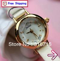 Genuine Famous Brand Watch Korea JULIUS Ladies Quartz Watch ,Three-dimensional Geometry Cutting, OL,Fashion High Quality JA-482