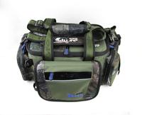 2013 new multi purpose canvas fishing bag carry all bag terminal tackle bag reel bag