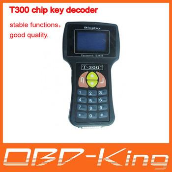 2013 Professional Auto Transponder V12.01 t-300 Key Programmer T300 key transponder