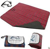 #560 outdoor floding beach  picnic mat 150*180cm dampproof  suede mat min1pcs encamp wholesale
