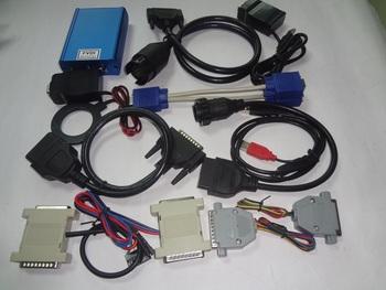 FVDI same as AVDI with software ABRITES Commander for VAG, Hyundai / KIA, Toyota,Tag key tool  Free DHL Shipping