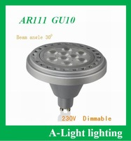 [ A-Light ]-129  LED AR111, 11W, 230V AC, Dimmable AR111-GU10 , 30 degrees beam angle , spotlight , Direct selling , retail
