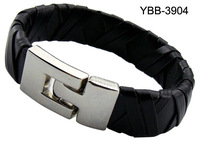 Hot Sales Male Bracelet Multi-layer Fashion Personality Punk Men's Genuine Leather Bracelets DS3904