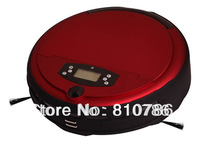 Wet and Dry Voice Robot Vacuum Cleaner ( (Sweep,Vacuum,Mop,Sterilize),Schedule,2 Side Brush,Self Recharge,Anti-Fall