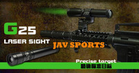 50mw long distance hunting green laser designator tactical flashlight+Free Shipping(SKU12040005)