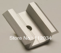 2014 hot sale (50pcs/lot)solar middle clamp for solar panel install